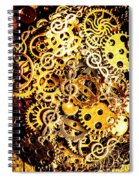 Making Music Spiral Notebook