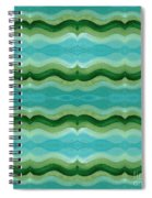 Making Waves Spiral Notebook