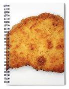 Making Wiener Schnitzel, 4 Of 4 Spiral Notebook