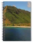 Makua, Oahu Spiral Notebook