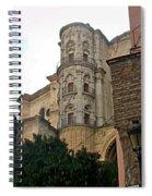 Malaga-2010-13 Spiral Notebook