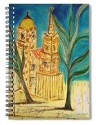 Malaga Spiral Notebook