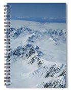 Malaspina Glacier Spiral Notebook