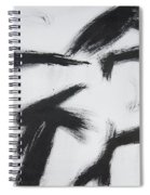 Male Front Spiral Notebook