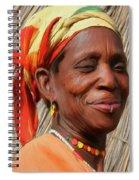 Maleea Spiral Notebook