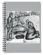 malevich37 Kazimir Malevich Spiral Notebook