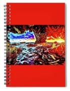 Malibu Sunset Spiral Notebook