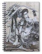 Malice Spiral Notebook