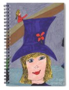 Mall Shopping Spiral Notebook