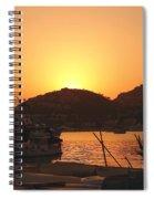 Mallorca 1 Spiral Notebook