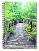 Mallory Bridge Spiral Notebook