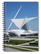 Mam Caltrava Spiral Notebook