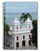 Mam In Salvador Da Bahia Brazil Spiral Notebook