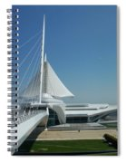 Mam Series 1 Spiral Notebook