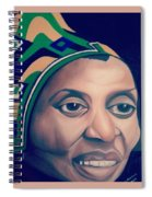 Mama Afrika Spiral Notebook