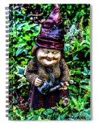 Mama Gnome Spiral Notebook