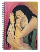 Mama Spiral Notebook