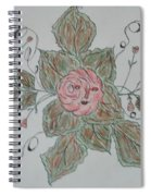 Mama Rose And Her Babies Spiral Notebook