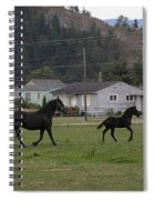 Mamas And Babies Spiral Notebook