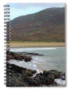 Mamore Gap Shore Spiral Notebook