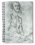 Man Of Sorrow 1522 Spiral Notebook