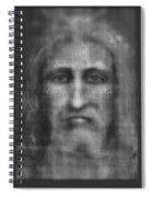 Man Of The Shroud 3 Spiral Notebook