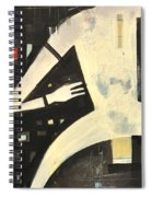 Man With Loin Cloth Spiral Notebook