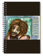 Man Without Hope Spiral Notebook