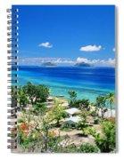 Mana Island Spiral Notebook