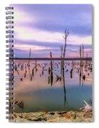 Manasquan Sunrise Spiral Notebook