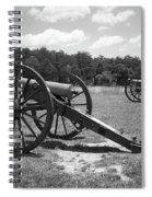 Manassas Battlefield 2 Bw Spiral Notebook