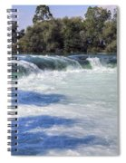 Manavgat Waterfall - Turkey Spiral Notebook