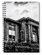 Manayunk Branch Of The Free Library Of Philadelphia Spiral Notebook