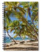 Manchioneel Bay, Cooper Island Spiral Notebook