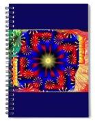 Mandala 15 Spiral Notebook