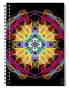 Mandala 3309a Spiral Notebook