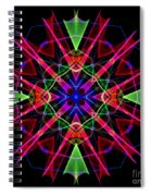 Mandala 3351 Spiral Notebook