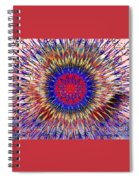 Mandala 7 Spiral Notebook