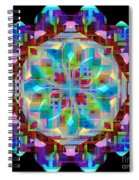 Mandala 9725 Spiral Notebook