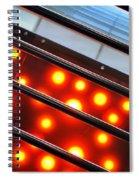 Mandarin Spiral Notebook