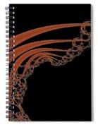 Mandel 3 Spiral Notebook