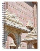 Mandir # 1 Spiral Notebook