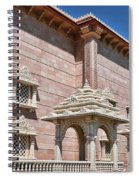 Mandir # 2 Spiral Notebook