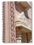 Mandir # 4 Spiral Notebook