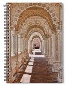 Mandir # 5 Spiral Notebook