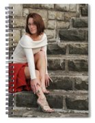Mandy 0103 Spiral Notebook