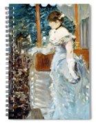 Manet: Cafe-concert, 1879 Spiral Notebook