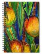 Mango Tree Spiral Notebook