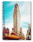 Manhattan 11 Spiral Notebook