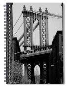 Manhattan Empire Spiral Notebook